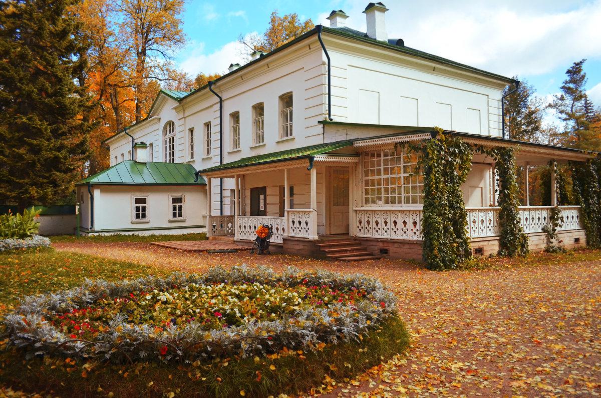 Дом Л.Н. Толстого в Туле