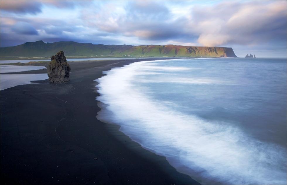 Пляжи Исландии