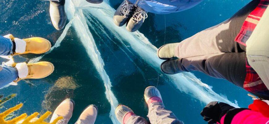 Авторский тур на Байкал в феврале