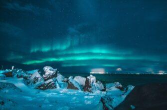 Авторский Тур «Охота за северным сиянием или край тысячи озёр»