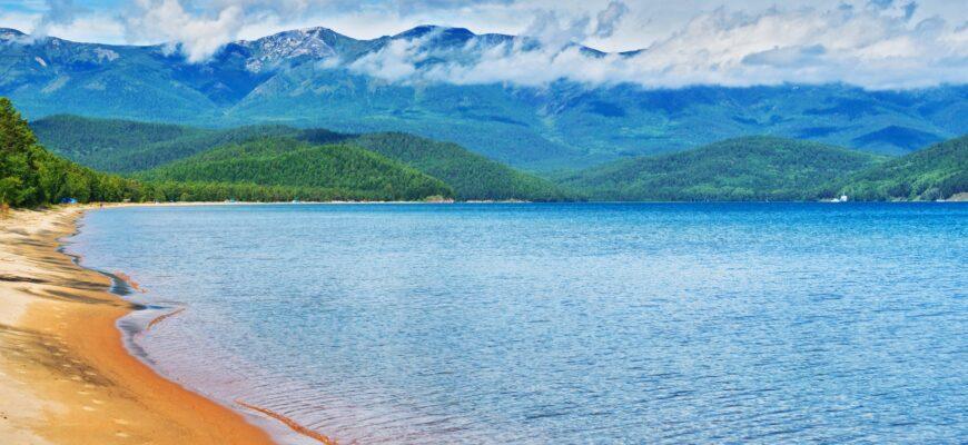 Летний тур на Байкал