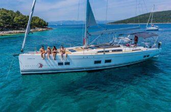 Яхт-тур в Хорватии