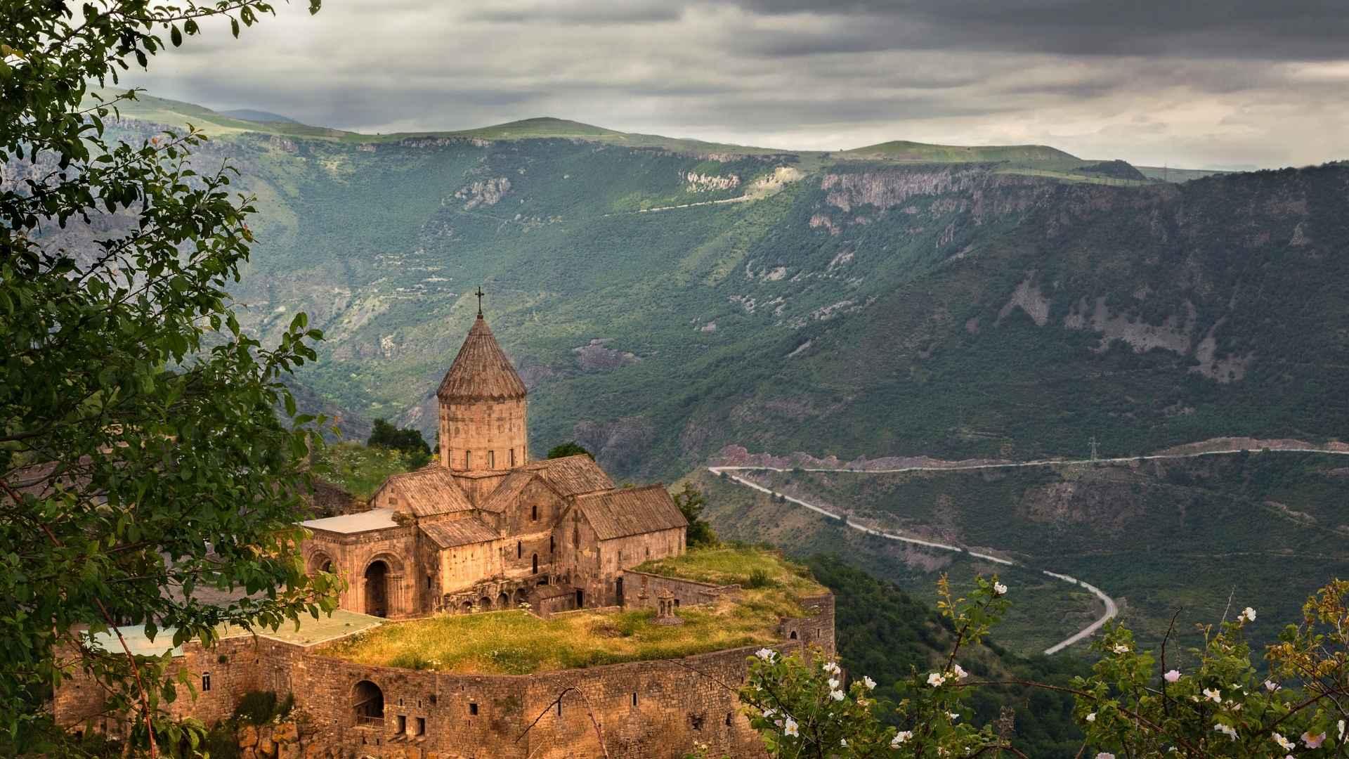 Тур в Армению в ноябре